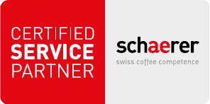 Certifikovaný servisní partner Schaerer